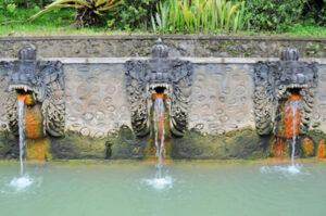 Die Banjar Hot Springs in Lovina