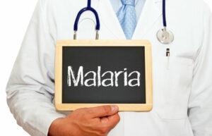 Vorsicht: Malaria Gefahr