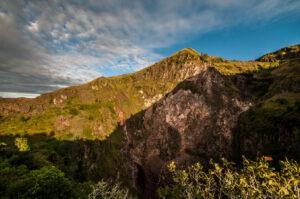 Aufstieg zum Batur