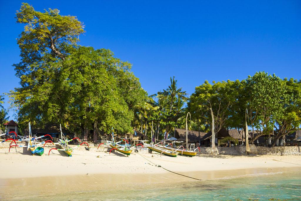 Zauberhaft zum Schnorcheln im Inselparadies in Nusa Lembongan
