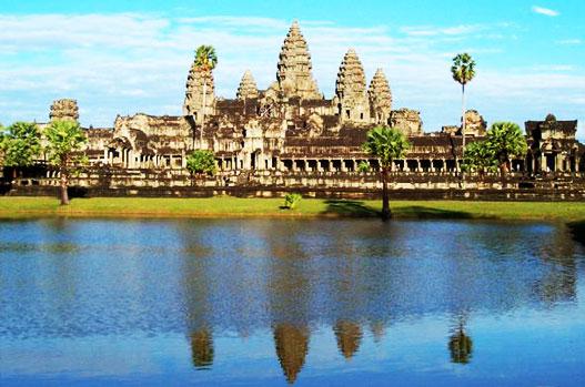 Siem Reap und Angkor Wat Intensiv