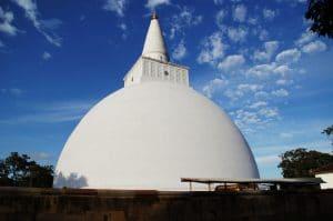 Anuradhapura: Ruvanvelisaya Dagoba