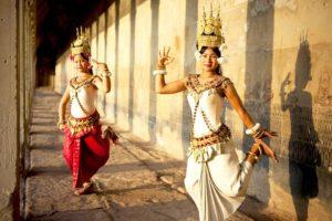 Kambodscha – Angkor Wat und freundliche Einheimische Asien Reise