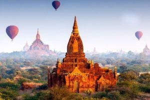 Bagan - Myanmar Reisen