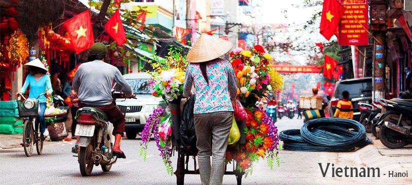 Frau Hanoi