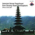 Bali Gamelan Ethnische Musik