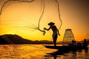 Der Inle See im Myanmar Urlaub