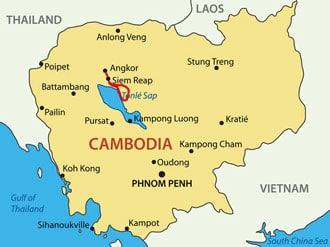 Siem Reap & Angkor Wat Intensiv
