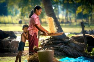 Kontakt im Myanmar Urlaub zu Einheimischen