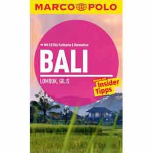 Bali Reiseführer - Das Marco Polo Handbuch zum nachschlagen