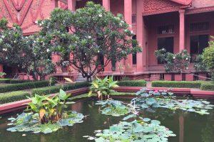 Anita W: Besuch des National Hotels in Phnom Penh