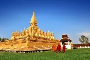 pha-that-luang vientiane laos