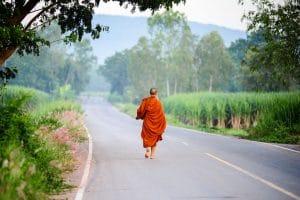 Die laotische Religion