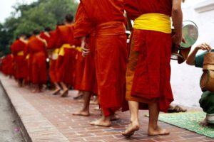 Beachten Sie die Religion während Ihrer Myanmar Reise