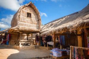 Sade Village auf Lombok