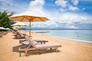 Der Sanur Beach