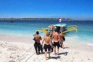 Schnorcheln & Tauchen auf den Gili Inseln