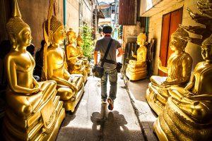 Thailand ist sicher und nicht gefährlich