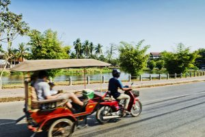 Kambodscha ist sicher