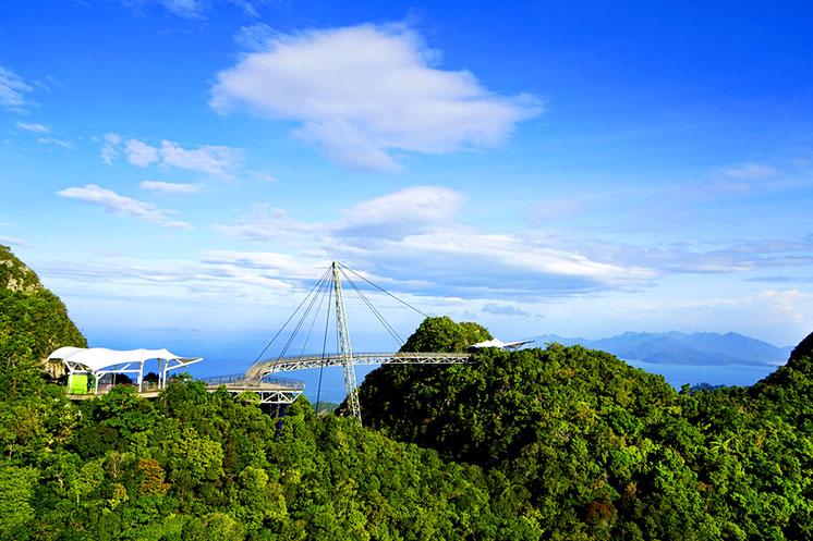 Besuchen Sie die Skybridge während Ihrer Malaysia Reise