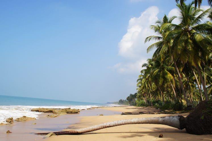 sri lanka urlaub strand