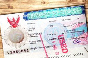 Das Visum für Thailandreisen