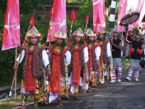 Das Galungan Fest auf Bali als wichtige balinesische Zeremonie